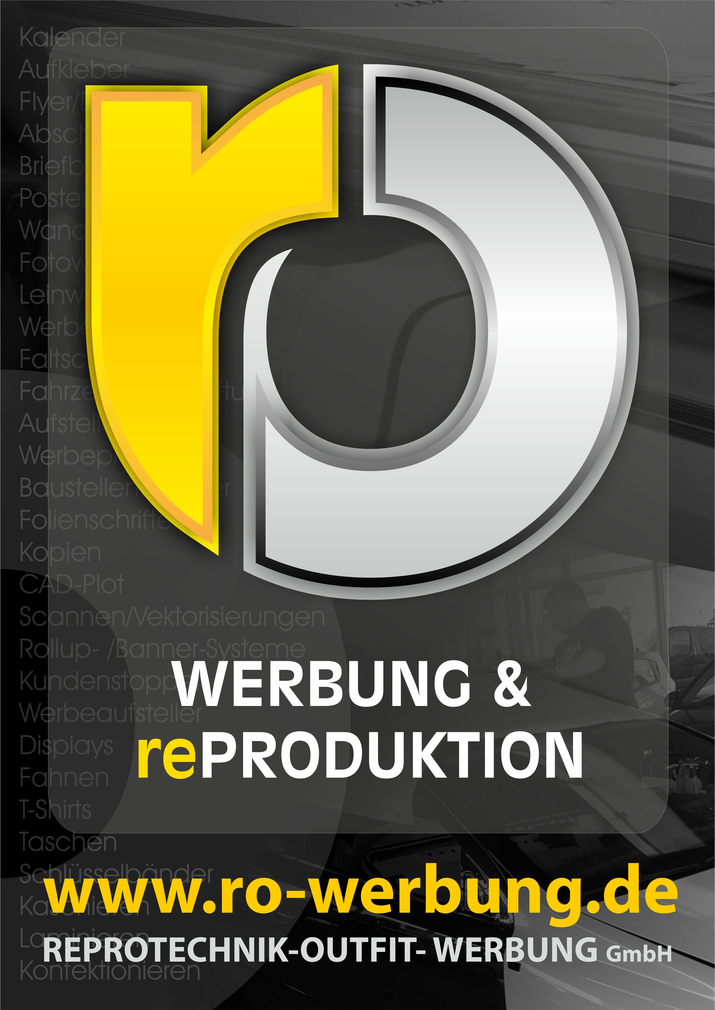 Reprotechnik Outfit Werbung GmbH